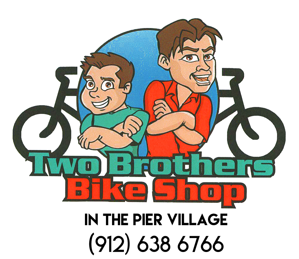 Two Brothers Bike Shop Logo